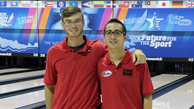 Defending Regular Doubles champions compete at 2018 USBC Open Championships